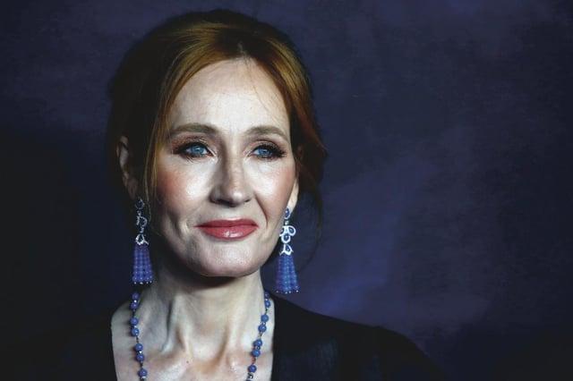 JK Rowling, who also writes as Robert Galbraith