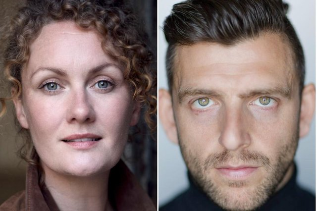Kirsty Stuart and Nicholas Karimi will star in Adventures With The Painted People