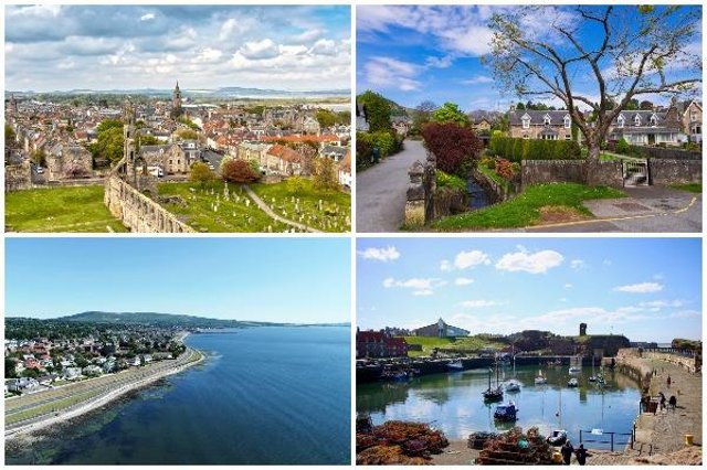 These are 10 of the most popular places to live in Scotland, according to Rightmove