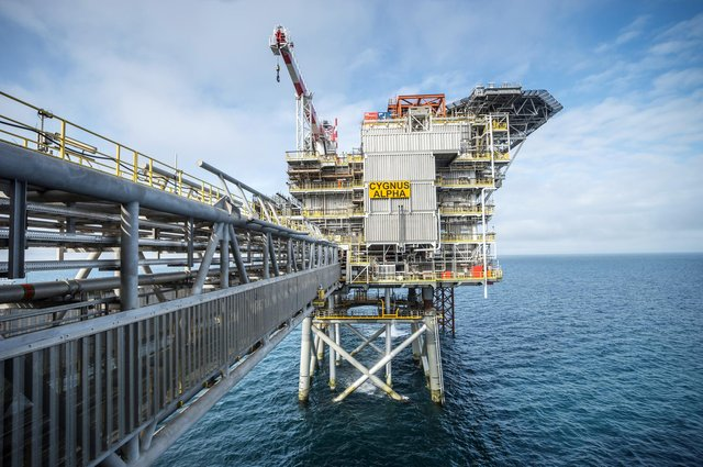 Cygnus is a crucial component of the North Sea energy infrastructure, capable of producing about 6 per cent of UK domestic gas demand.