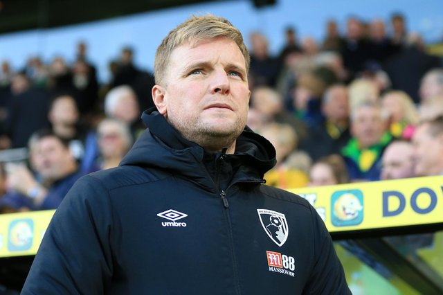 Eddie Howe is the favourite for the Celtic job.