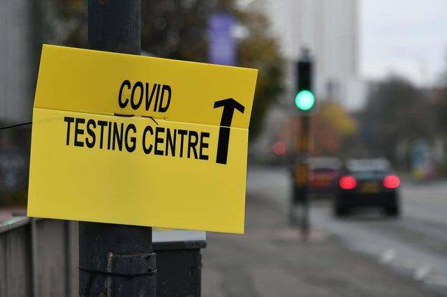Nicola Sturgeon announces latest coronavirus figures at briefing (Photo: John Devlin).