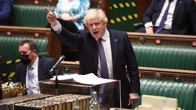 Boris Johnson hails a tariff-free agriculture trade deal wit Australia amid a Backlash from UK farming