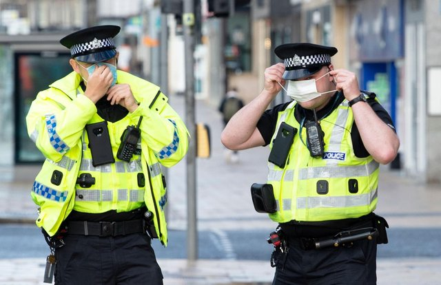 The Scottish Police Federation, representing rank and file officers, has warned against new government hate crime legislation.