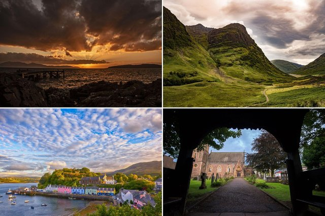 Here are some of the spectacular Scottish destinations you're looking forward to visiting when travel restrictions are lifted.
