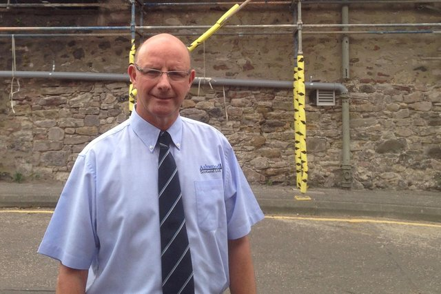 Ashwood Scotland was founded by Archie Meikle, pictured, and David Charman in 1999.