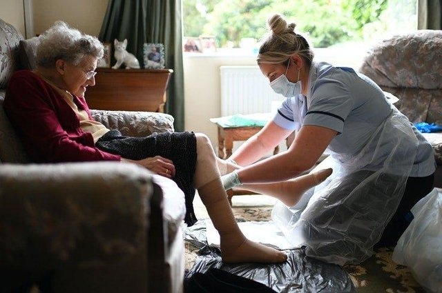 Between March 1 and May 31 2020, 5,204 patients were discharged from NHS hospitals to care homes.