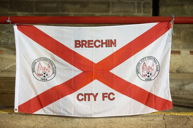 Brechin City have been confirmed as the bottom club in League Two this season. Picture: SNS