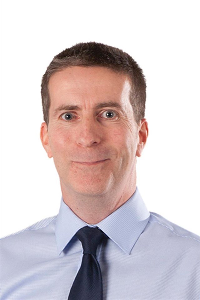 Sean McCann of NFU Mutual