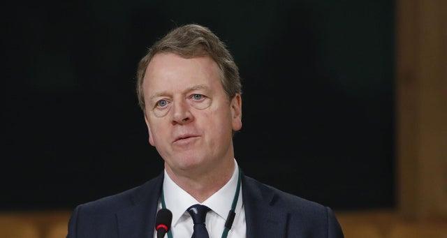 Scottish Secretary Alister Jack