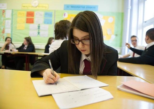 The IB is the latest school qualification to review grades.