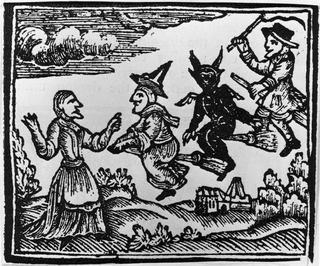 More than 4,000 peope were accused as witches in Scotland between the 16th and 18th Centuries with a campaign launched to pardon those convicted. PIC: Getty Images.