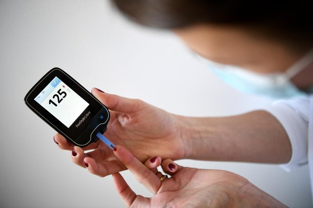 Diabetes is a condition which affects how your body turns food into energy (Getty Images)