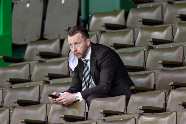 Nick Hammond has resigned from his post as Celtic head of football operations (Photo by Craig Williamson / SNS Group)