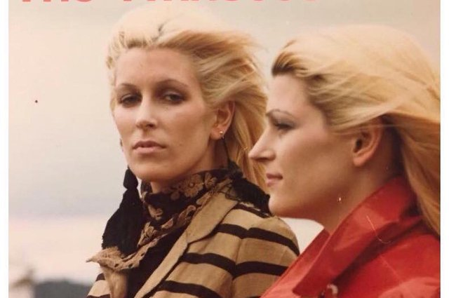 Sisters Rachel and Gaye Bell who set up The Twinsets in Edinburgh in the early 1980s. Picture:: Andy Glidden.