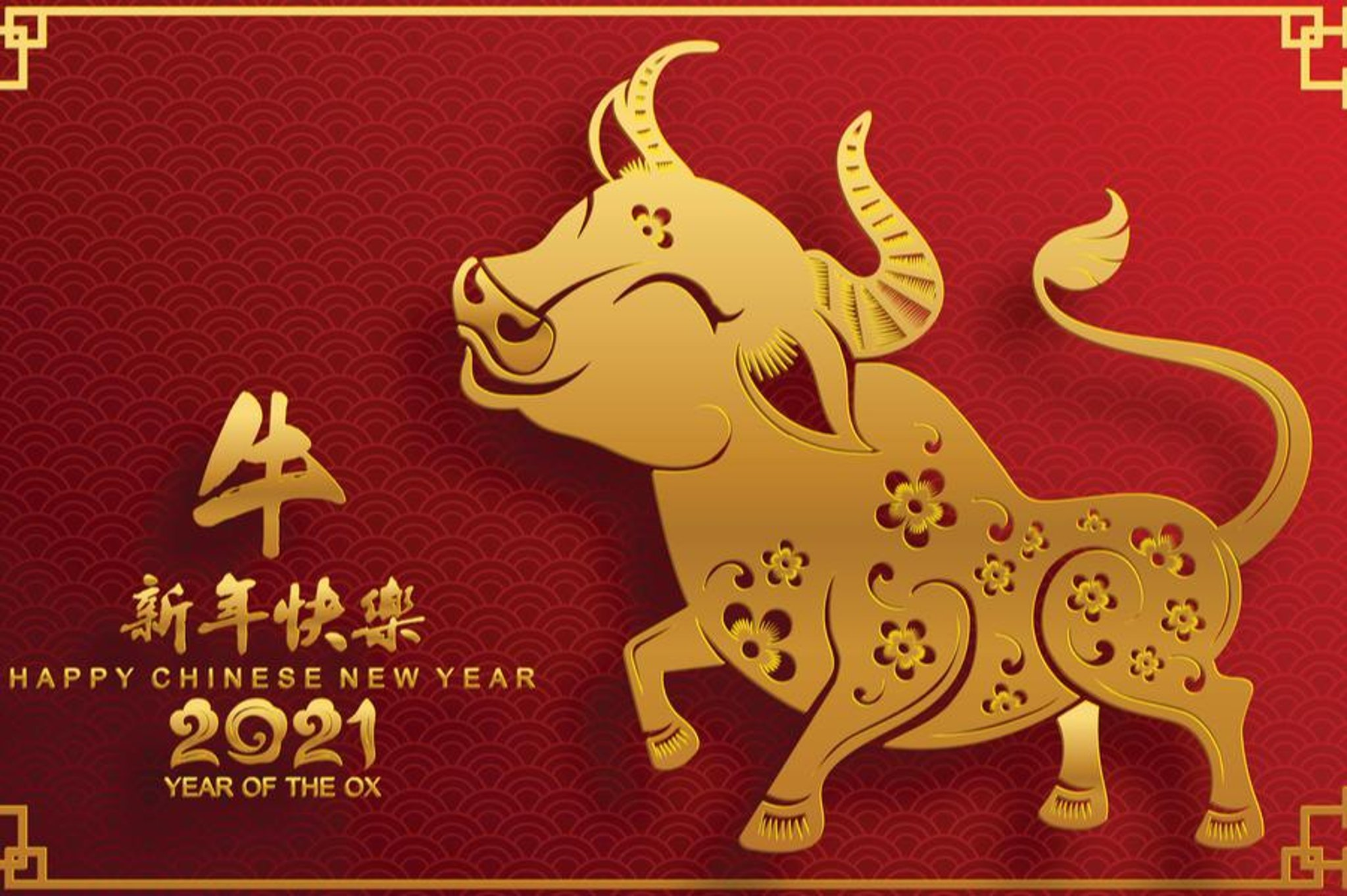 Image result for year of the ox 2021