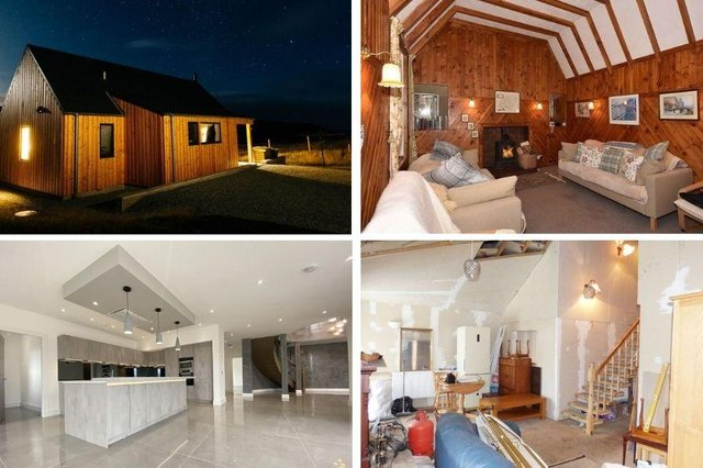 These are the ten most viewed properties in Scotland this month according to Zoopla.