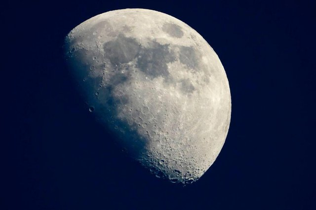 """NASA will reveal the details of an """"exciting new discovery"""" relating to the moon on October 26 (Getty Images)"""