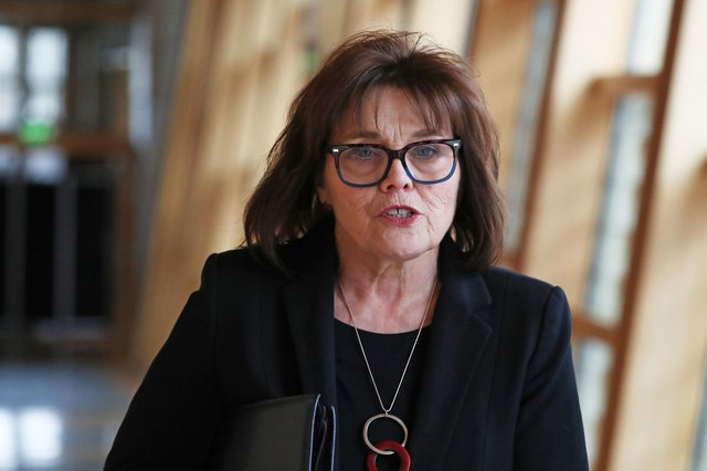 Jeane Freeman has been urged to review NHS policies on equalities.