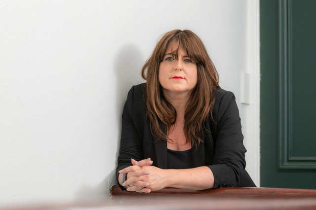 'Business-leaders are recognising that climate change is climbing the agenda,' says Louise Macdonald, national director of IoD Scotland. Picture: Phil Wilkinson.