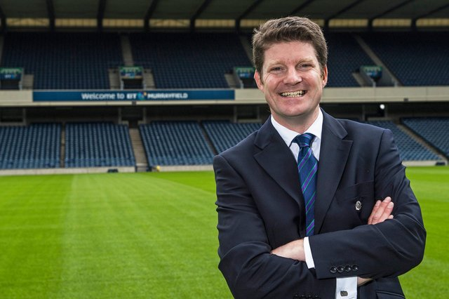 Dominic McKay will succeed Peter Lawwell as chief executive of Celtic. Picture: SNS