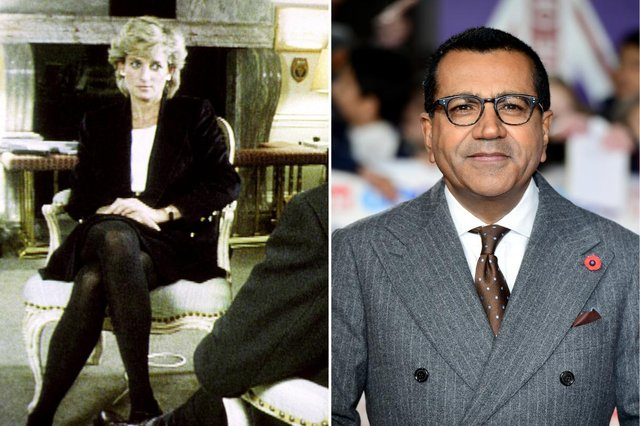 Martin Bashir BBC interview: I never wanted to harm Diana with Panorama and I don't believe we did.