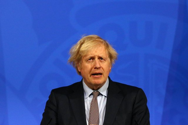 Boris Johnson must take the Scottish food industry's reports of Brexit-related export problems seriously (Picture: Hollie Adams/WPA pool/Getty Images)