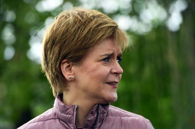 Nicola Sturgeon has said the Scottish Government is monitoring rising numbers of coronavirus cases in Glasgow as the country gets set to ease restrictions.