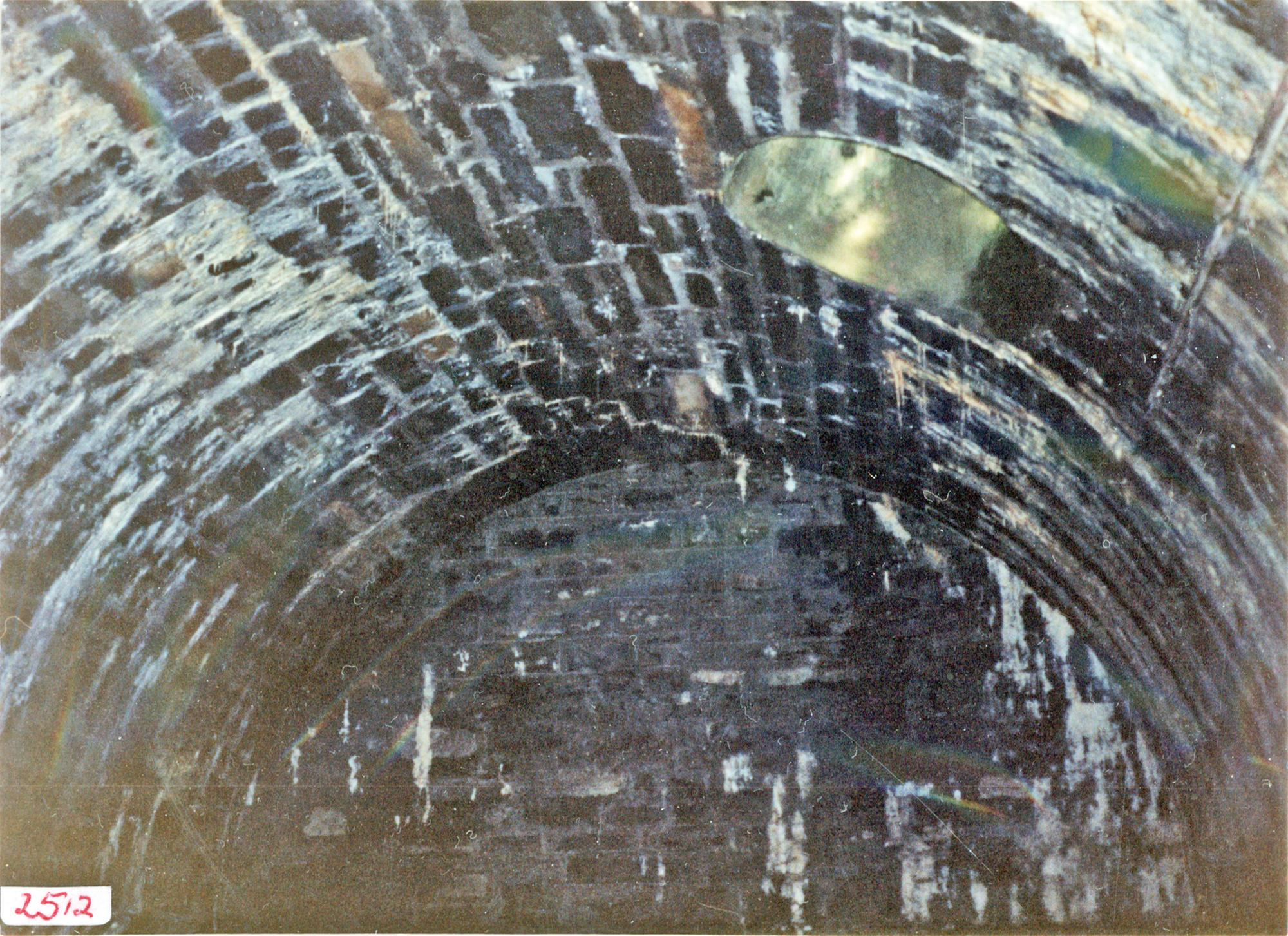 Was this tunnel built on a Highland estate as part of the London Underground?
