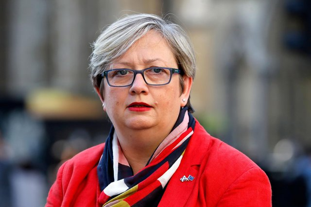 High-profile SNP MP Joanna Cherry has quit her party's National Executive Committee (Picture: Getty)