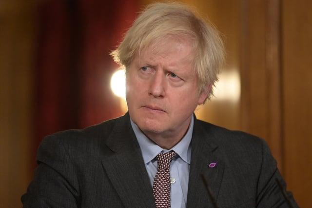 Prime Minister Boris Johnson. Picture: PA