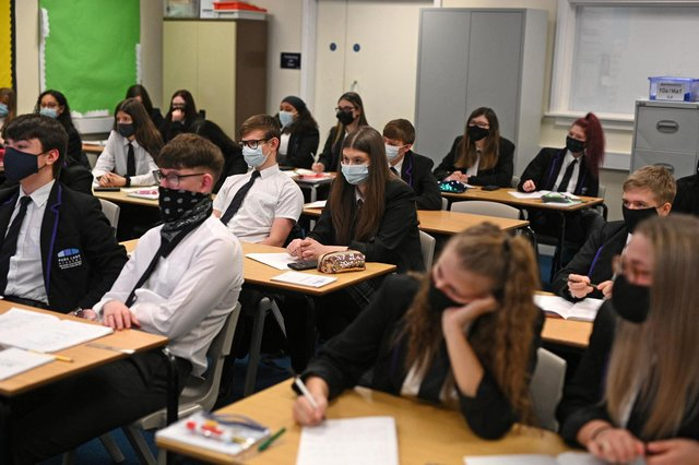 Pupils will be returning after the Easter break