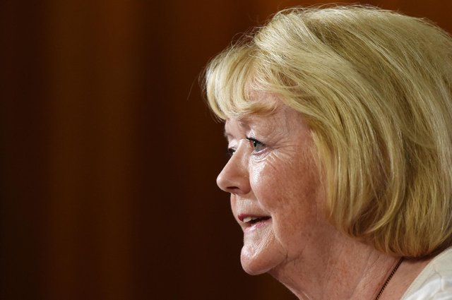 Hearts owner Ann Budge plans to hand the club over to fans soon.