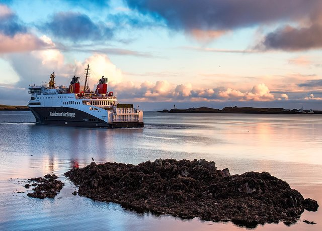 MV Loch Seaforth returned to service on the Ullapool-Stornoway route on May 31 after an absence of seven weeks. Picture: Rachel Kennan Photography