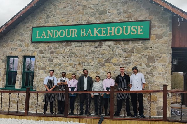 In another extension to its food and drink offering, Black Sheep Hotels is opening the Landour Bake House, directly opposite the Cluanie Inn, on the road to Skye.