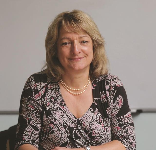 Dr Tina Barsby OBE