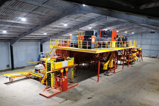 Fimm Potatoes aims to capitalise on increasing demand during the Covid-19 lockdown with its new spud sorter.