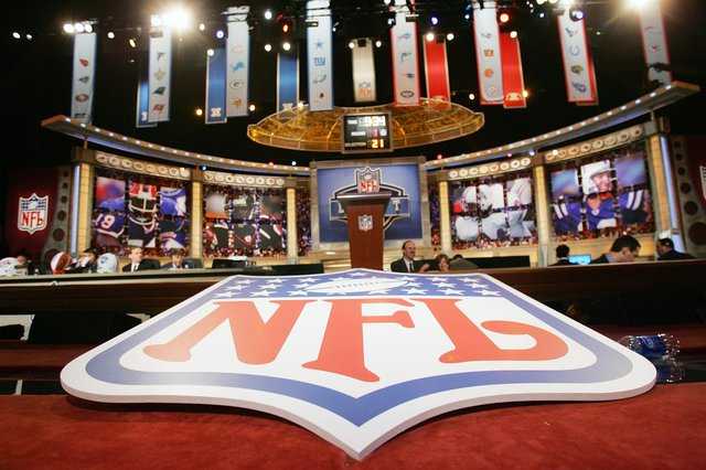 The NFL Draft is an annual player recruitment process which has been in place since 1936. (Pic: Getty)