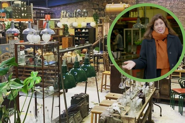 The Rust Works in Glasgow's Clydebank featured on 'Love It or List It' with Kistie Allsopp and Phil Spencer (Photo: The Rust Works & Channel 4).