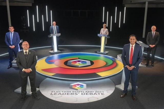The final leaders debate was held this evening