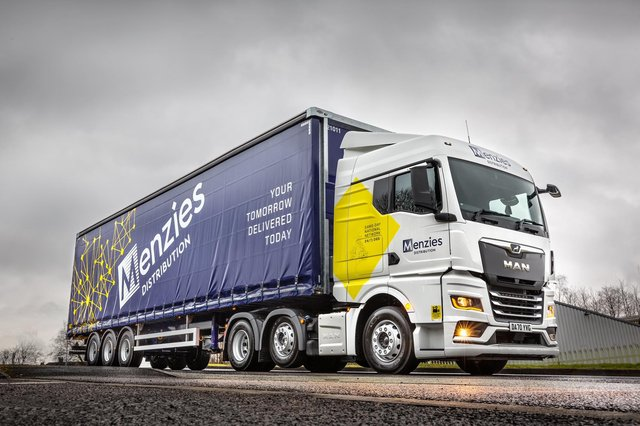 Menzies Distribution group employs almost 5,000 people and operates with some 4,200 vehicles.