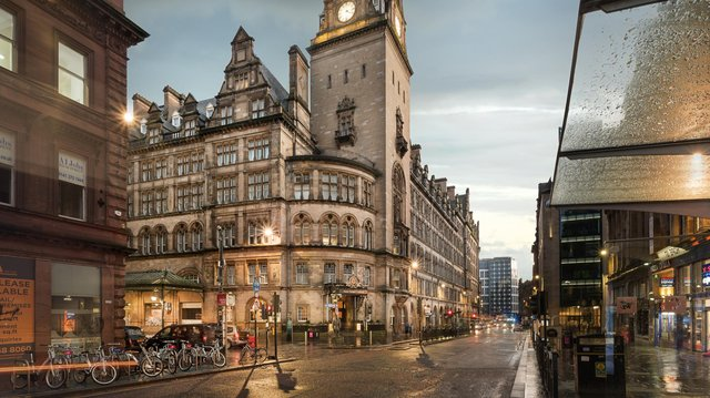 The landmark Central Station hotel in Glasgow city centre has been relaunched as voco Grand Central.