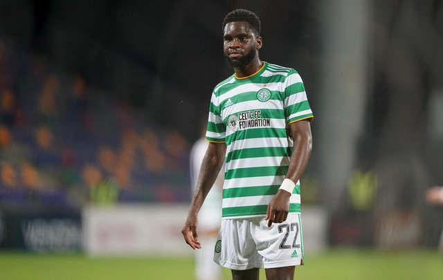 Celtic striker Odsonne Edouard has struggled for form this season. Picture: SNS
