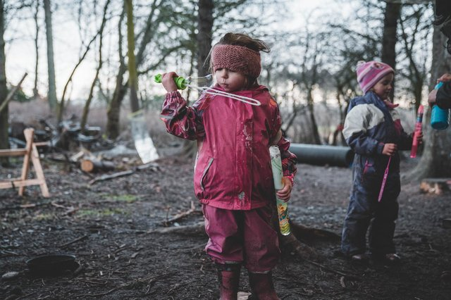 """""""Outdoor education supports attainment and drives up levels of curiosity"""", believes Rachel Cowper, of Inspiring Scotland."""
