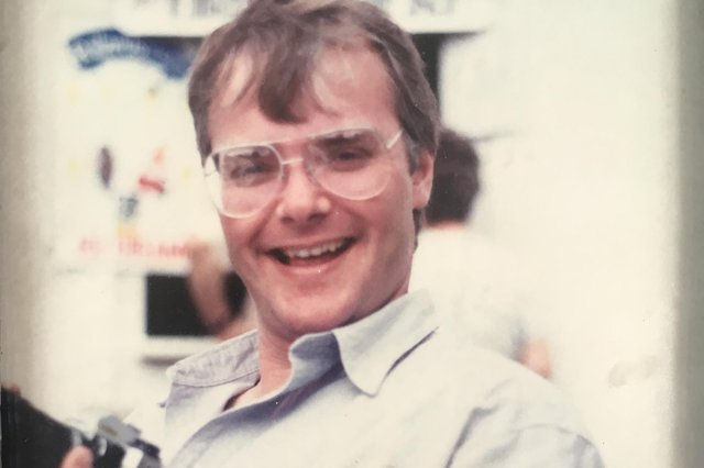 """Graham Ingleson, who died of Aids after he received infected blood products. His wife Baroness Jane Campbell told an inquiry in 2019 that haemophiliacs had been """"discriminated"""" against because they were disabled and would """"die early anyway"""". Picture: Infected Blood Inquiry/Baroness Campbell/PA Media"""