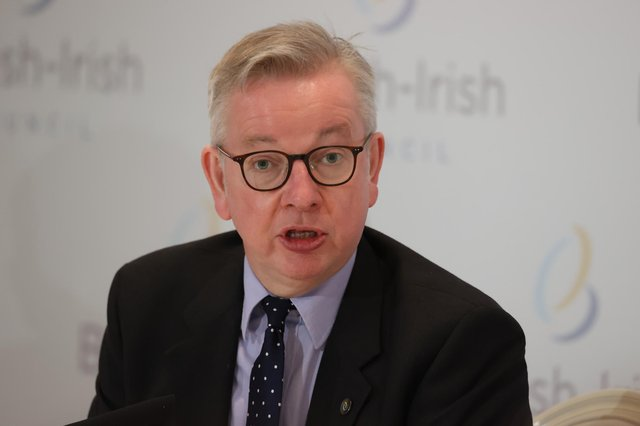 Chancellor of the Duchy of Lancaster Michael Gove has been accused of misusing public funds to undertake research around public attitudes to the union.
