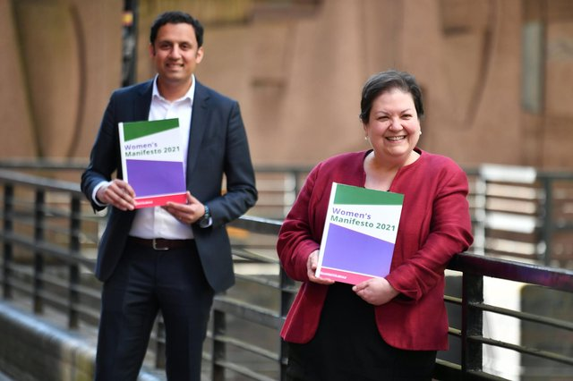 Anas Sarwar has unveiled his new frontbench team which sees Jackie Baillie retain the health brief.