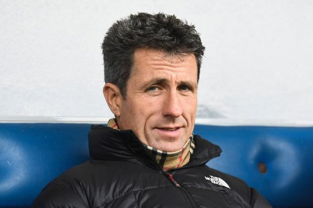 John Collins suggested stripping season tickets from fans caught flouting the rules (Picture: SNS)