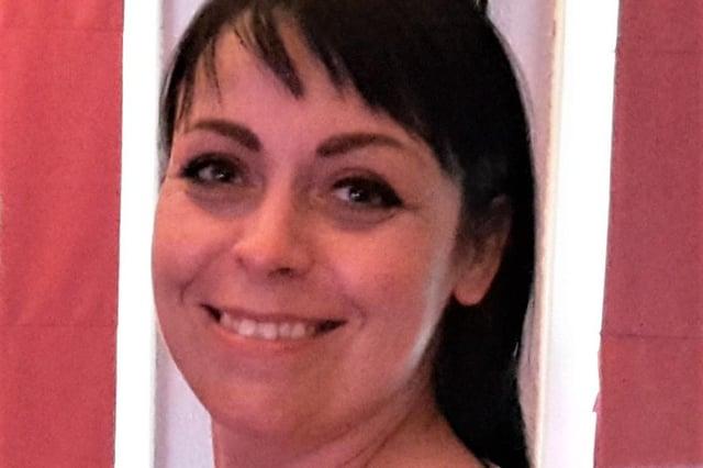Michelle Lizanec was found dead in Inchture on Saturday.