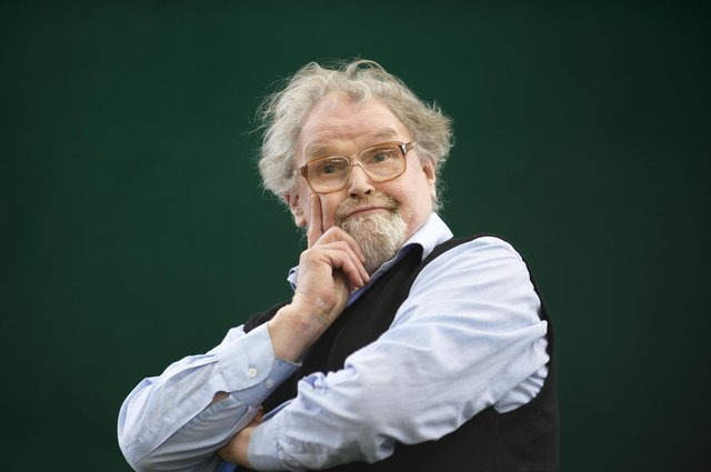 To write about Alasdair Gray is to write about Glasgow, says Laura Waddell (Picture: Geraint Lewis/Shutterstock)